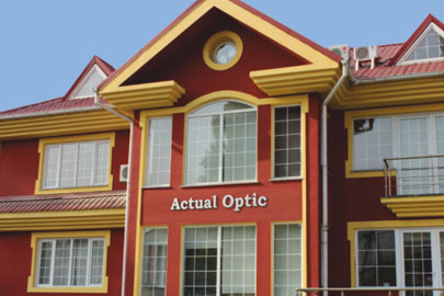 2010 год в истории Actual Optic